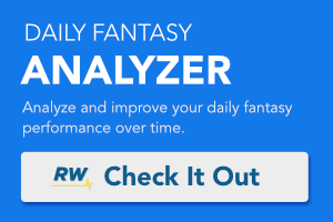 Daily Fantasy Analyzer