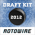 2012 Fantasy Hockey Draft Kit App