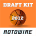2012 Fantasy Basketball Draft Kit App