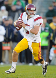 Projected NCAA Bowls, Top 25: Matt Barkley, USC Aiming For No.1