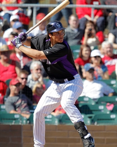 Minor League Barometer: Coors on Tap for Arenado