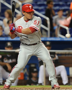 MLB Barometer: Chooch Returns