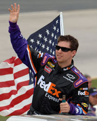 NASCAR Barometer: Hamlin Owns Michigan
