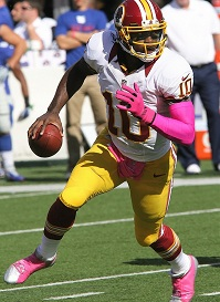 Depth Chart Watch: RG3 Leaves Owners Empty
